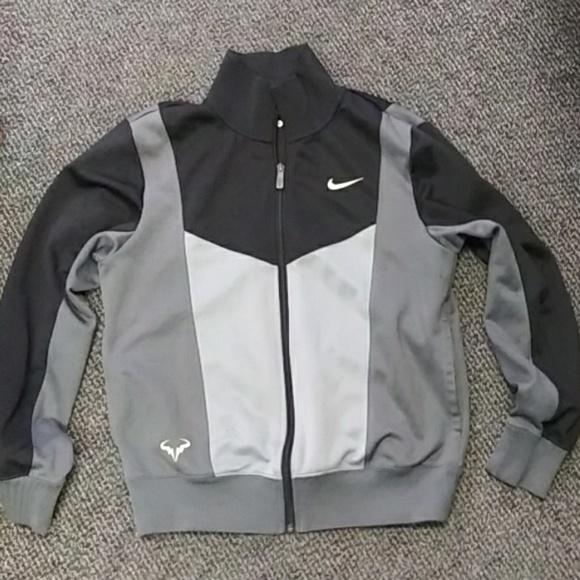 Jackets Coats Nike Rafael Nadal Us Open 2010 Poshmark